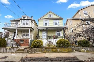 Yonkers Multi Family 2-4 For Sale: 222 Jessamine Avenue