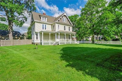Rockland County Single Family Home For Sale: 71 Washington Avenue