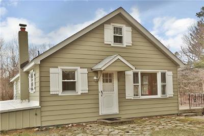 Single Family Home For Sale: 3 Christmas Hill Road