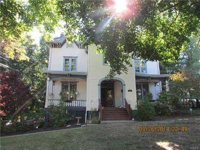 Orange County, Sullivan County, Ulster County Rental For Rent: 12 River Avenue