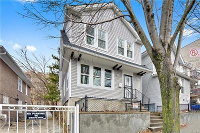 Bronx NY Single Family Home For Sale: $454,900