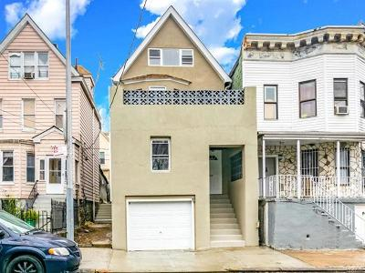 Bronx Multi Family 2-4 For Sale: 1817 Waterloo Place