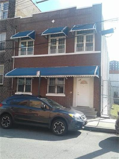 Bronx County Multi Family 2-4 For Sale: 730 East 212th Street