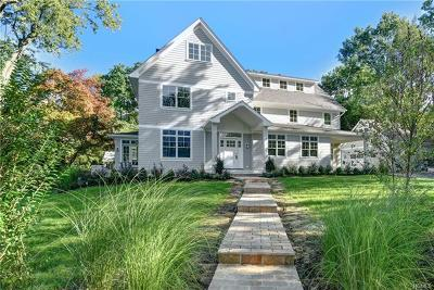 Westchester County Single Family Home For Sale: 606 Fairway Avenue