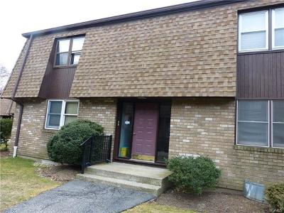 Rockland County Condo/Townhouse For Sale: 32 New Holland Village