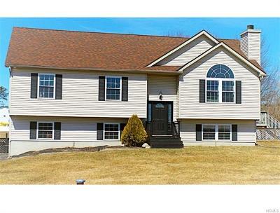 Otisville Single Family Home For Sale: 27 Devans Drive
