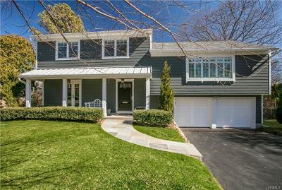 Mamaroneck Single Family Home For Sale: 721 Soundview Drive