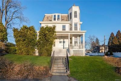Westchester County Single Family Home For Sale: 50 Crestwood Avenue