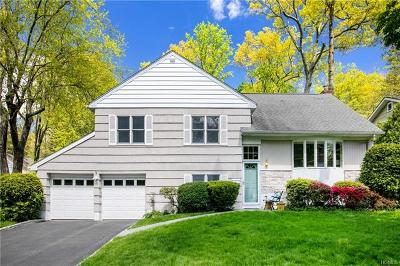 White Plains Single Family Home For Sale: 36 Winslow Road