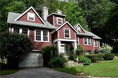 Westchester County Single Family Home For Sale: 718 Titicus Road
