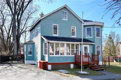 Goshen Single Family Home For Sale: 49 Wickham Avenue