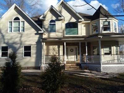 Rockland County Single Family Home For Sale: 51 Main Street
