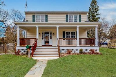 Westchester County Single Family Home For Sale: 39 Huntville Road