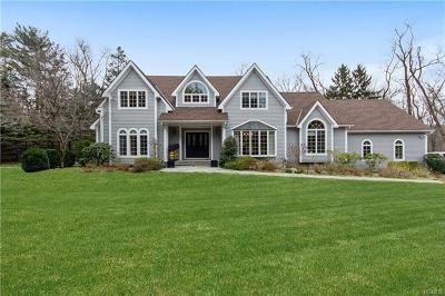 Chappaqua Single Family Home For Sale: 1 Lawrence Farms Crossway