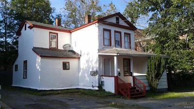 Monticello Multi Family 2-4 For Sale: 10 Bedford Avenue