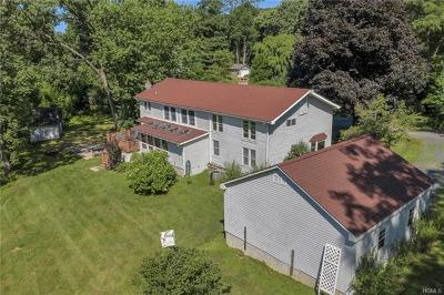 Salisbury Mills Single Family Home For Sale: 156 Orrs Mills Road