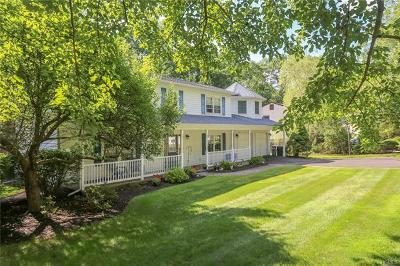 Nanuet Single Family Home For Sale: 17 Newport Drive