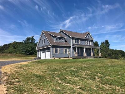 New Paltz Single Family Home For Sale: 49 Le Fevre Lane