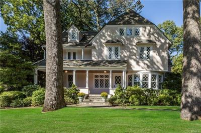 Bronxville Single Family Home For Sale: 51 Prescott Avenue