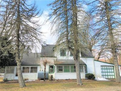 Single Family Home For Sale: 789 Plains Road