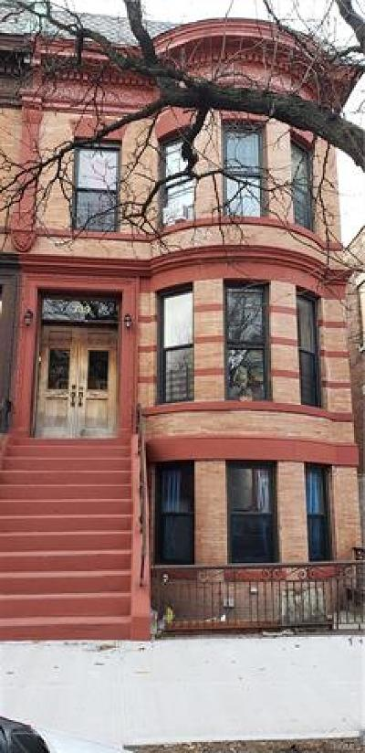 Bronx County Multi Family 2-4 For Sale: 739 Kelly Street