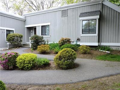 Somers Condo/Townhouse For Sale: 139 Heritage Hills #D