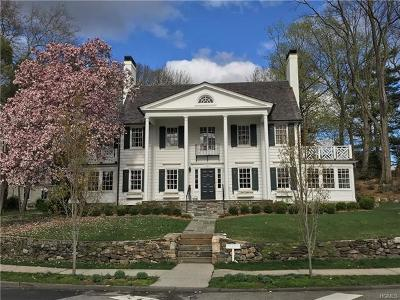 Bronxville Single Family Home For Sale: 86 Pondfield Road West