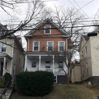 Ossining Single Family Home For Sale: 22 Linden Avenue