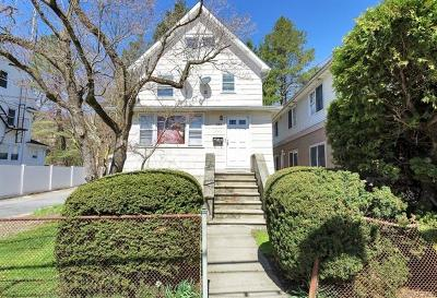 Pleasantville Single Family Home For Sale: 443 Manville Road
