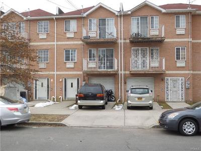 Bronx County Multi Family 2-4 For Sale: 1904 Arnow Avenue