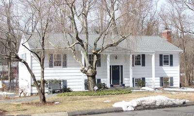 Connecticut Single Family Home For Sale: 148 Club Road