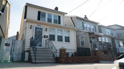Bronx Single Family Home For Sale: 3058 Lasalle Avenue