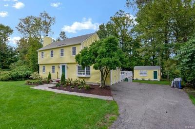 Goldens Bridge Single Family Home For Sale: 11 West Meadow Road