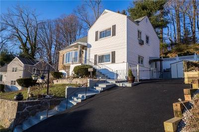 Yonkers NY Single Family Home For Sale: $589,999