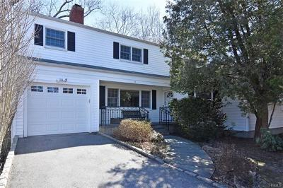 Ardsley Single Family Home For Sale: 11 Highland Drive