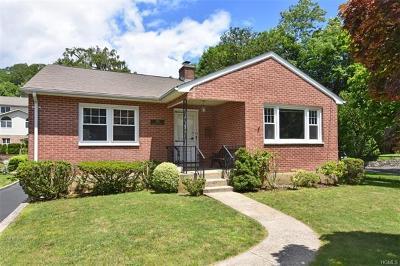 Irvington Single Family Home For Sale: 39 Hudson Avenue