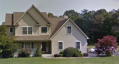 Middletown Single Family Home For Sale: 262 Van Burenville Road