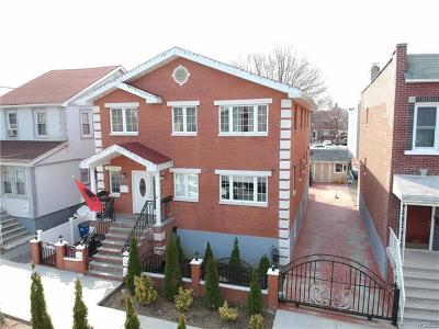 Bronx Multi Family 2-4 For Sale: 2846 East 196th Street
