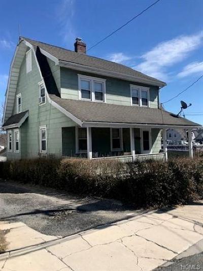 Port Chester Single Family Home For Sale: 549 Willett Avenue