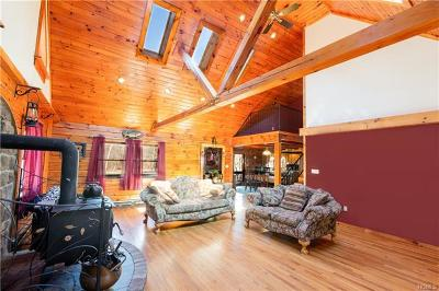 Otisville Single Family Home For Sale: 1657 State Route 211