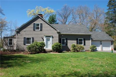 Westchester County Single Family Home For Sale: 6 Southview Road