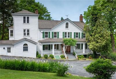 Briarcliff Manor Single Family Home For Sale: 450 Scarborough Road
