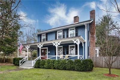 Chappaqua Single Family Home For Sale: 1283 Hardscrabble Road