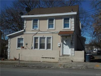 Newburgh Multi Family 2-4 For Sale: 19 Prospect Street