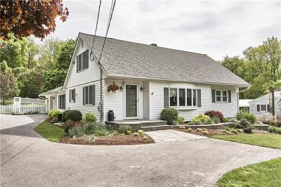 Warwick Single Family Home For Sale: 158 County Route 1