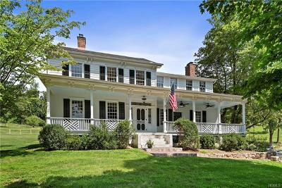 Katonah Single Family Home For Sale: 215 Todd Road