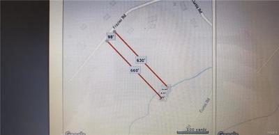 Residential Lots & Land For Sale: 00 Frazier Road