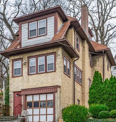 Tuckahoe Multi Family 2-4 For Sale: 160 Dante Avenue