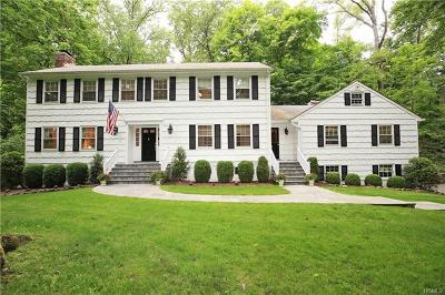 Pleasantville NY Single Family Home For Sale: $920,000