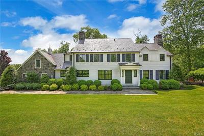 Connecticut Single Family Home For Sale: 160 Bedford